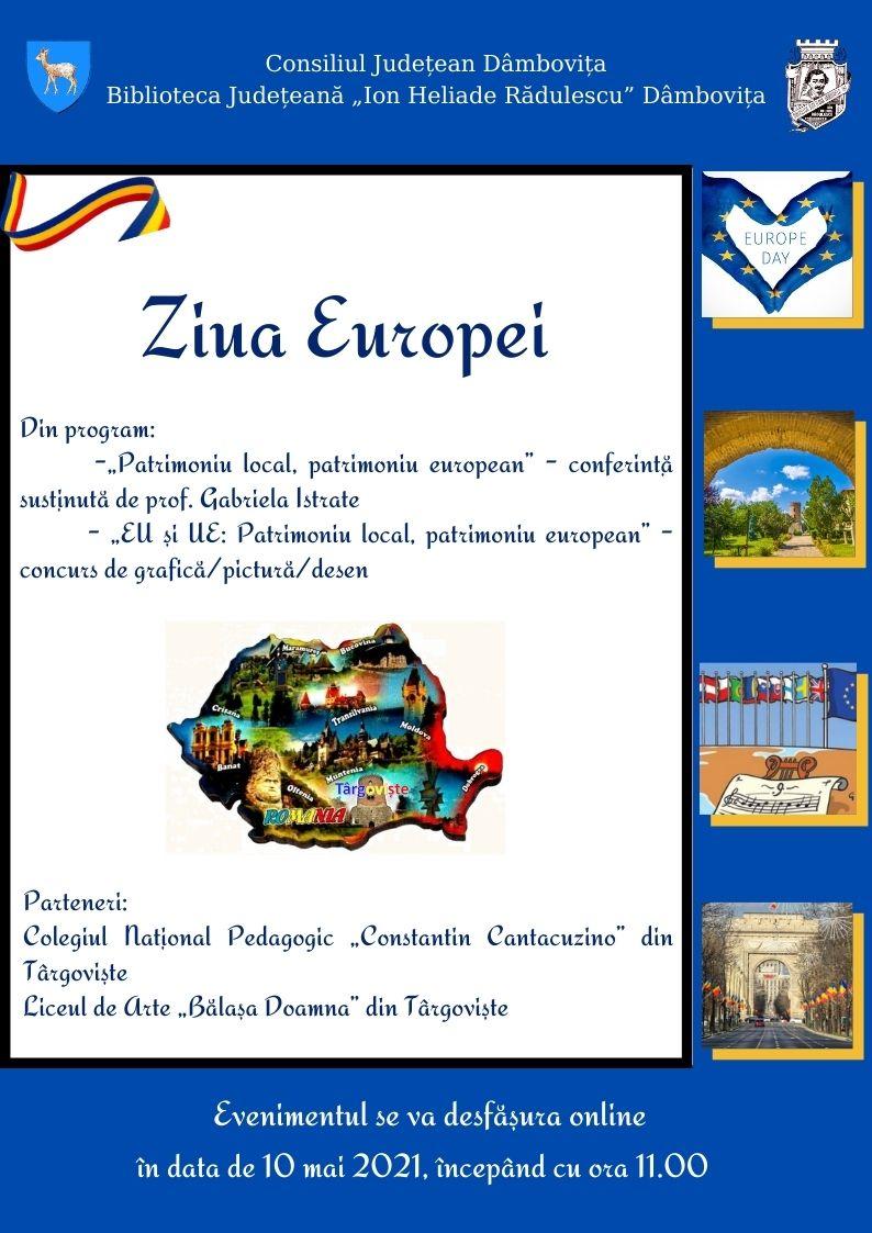 """Patrimoniu local, patrimoniu european"""