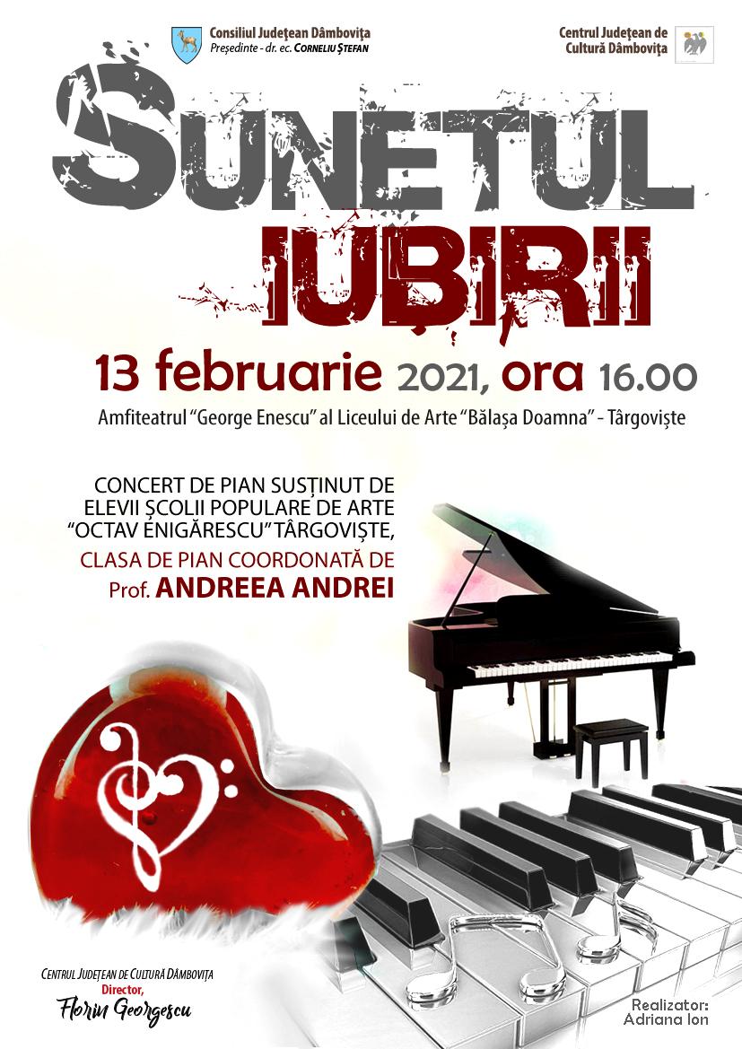 Sunetul iubirii - 13 februarie 2021